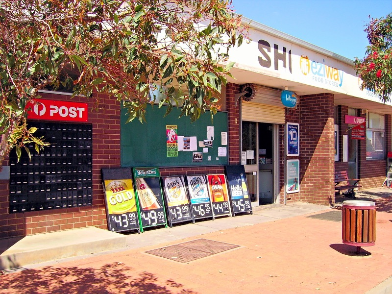 Family Shopping Centre Coorow - Statewide Business Brokers