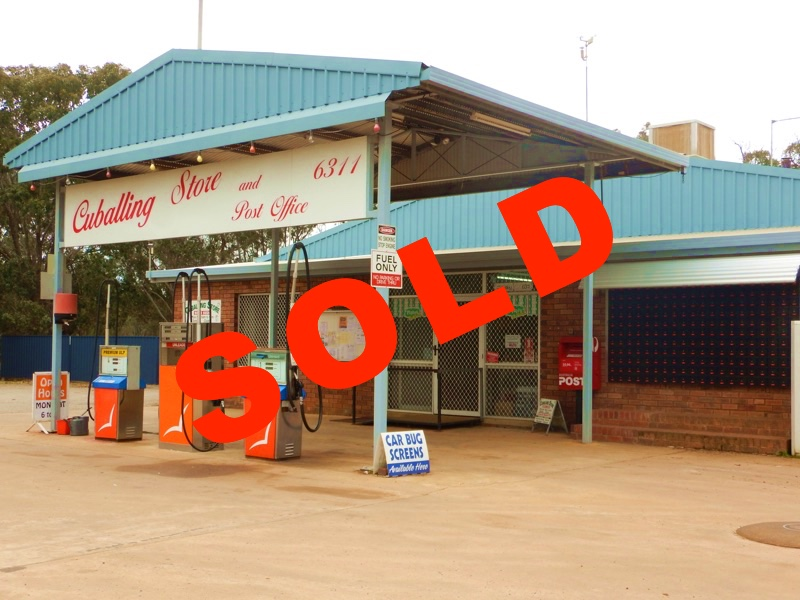 Cuballing Roadhouse sold by Statewide Business Brokers